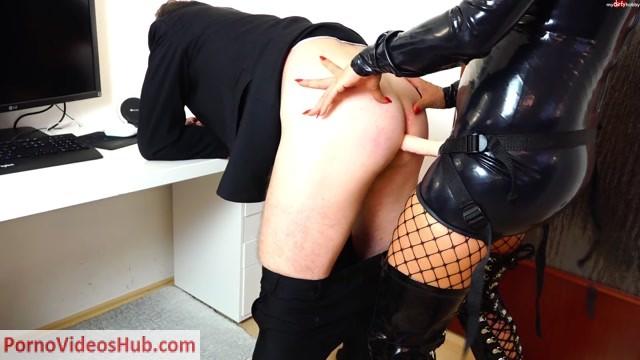 Watch Online Porn – Mydirtyhobby presents Daynia – Dominanter Strap-On-Fick – Jetzt wird der Chef in den Arsch gefickt (MP4, FullHD, 1920×1080)