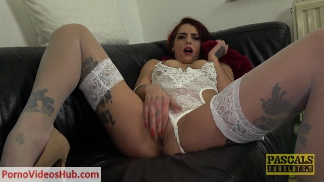 Watch Online Porn – Pascalssubsluts presents Cat Collar in Solo_Video (MP4, FullHD, 1920×1080)