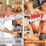 Mature.nl presents Hairy Cream Sluts
