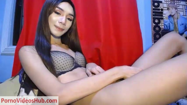 Watch Online Porn – Shemale Webcams Video for February 19, 2019 – 14 (MP4, SD, 854×480)