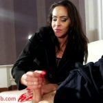 Super Sexy Milf Handjob Persuading – UNCHAINED PERVERSIONS GONZO – Angelina Elise