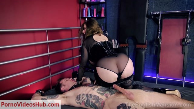 Watch Online Porn – TheEnglishMansion – Topping Her Bitch Boy (MP4, HD, 1280×720)