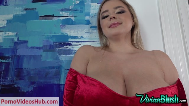 Watch Online Porn – VivianBlush presents Vivian Blush in Deep look into my cleavage (MP4, FullHD, 1920×1080)