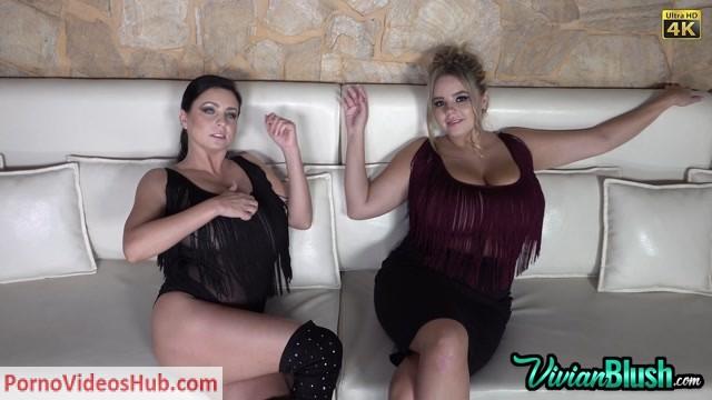 Watch Online Porn – VivianBlush presents Vivian Blush in Dream Pairs Ewa & Vivian 4k (MP4, UltraHD/4K, 3840×2160)