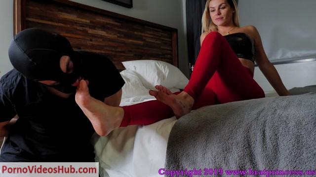 Watch Online Porn – Brat Princess 2 – Becky – Foot Worship and Wallet Drain (MP4, FullHD, 1920×1080)