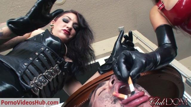 Watch Online Porn – ClubDom – Ashtray Scene. Starring Cybill Troy (MP4, FullHD, 1920×1080)