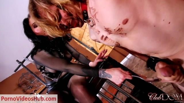 Watch Online Porn – ClubDom – Temptress and Raven Eve Jerk Off – Part 4 (MP4, FullHD, 1920×1080)