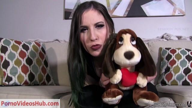 Watch Online Porn – Goddess Femdom – Jealous of a toy (MP4, FullHD, 1920×1080)