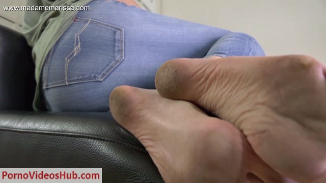 Watch Online Porn – Madame Marissa – You Want To Lick Feet You Only Get Dirty Feet (MP4, FullHD, 1920×1080)
