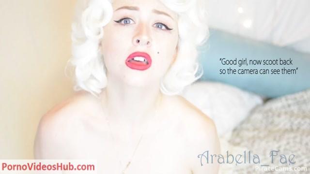 Watch Online Porn – ManyVids Webcams Video presents Girl Arabella_Fae – Modern Day Marilyn – Anal Fuck (MP4, FullHD, 1920×1080)