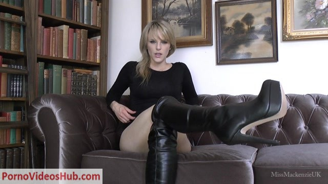 Watch Online Porn – Miss Mackenzie – Explaining How My New Slutty Boots Are Not For Your Benefit (MP4, HD, 1280×720)