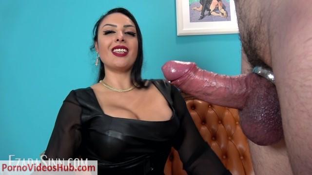 Watch Online Porn – Mistress Ezada Sinn Handjob – Massive ruined orgasm in new metal cockrings (MP4, FullHD, 1920×1080)