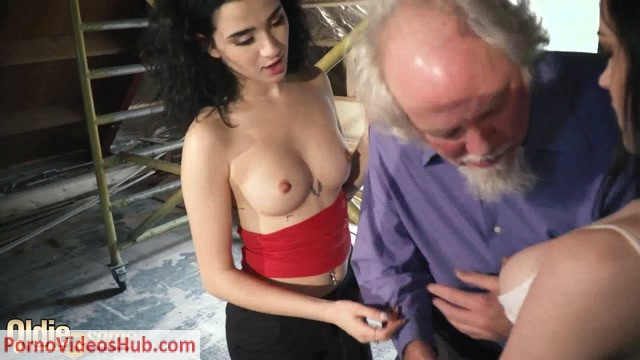 Watch Online Porn – Oldje-3some presents Mia Navarro, Kiara Gold in Working On A Hard Tool (MP4, FullHD, 1920×1080)