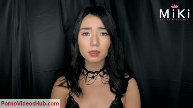 Watch Online Porn – Princess Miki – THE TRUTH Femdom is your life (MP4, FullHD, 1920×1080)