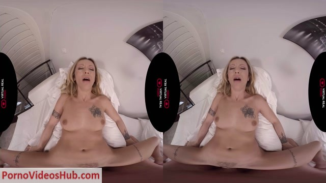 Watch Online Porn – VirtualRealPorn presents Crossing the line – Jennifer Amilton (MP4, UltraHD/4K, 3840×2160)