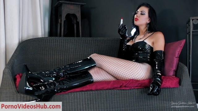 Watch Online Porn – Young Goddess Kim – Devoured by Goddess Smoke (MP4, FullHD, 1920×1080)