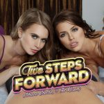 Badoinkvr presents Two Steps Forward – Adriana Chechik, Jill Kassidy