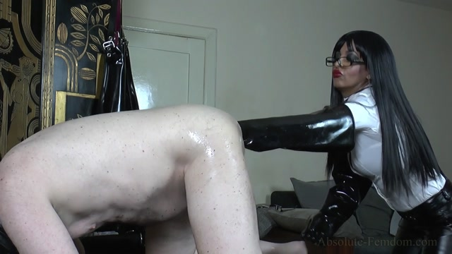 Watch Online Porn – Absolute Femdom – Breaking A Slave In Rubber Riding Boots 2 (MP4, FullHD, 1920×1080)