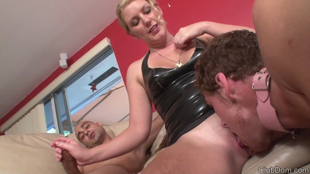Watch Online Porn – ClubDom – Cuck Handjob (MP4, FullHD, 1920×1080)