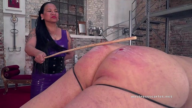 Watch Online Porn – Domina Scarlet – Caning Our Slaves At The End Of The Week (MP4, HD, 1440×810)