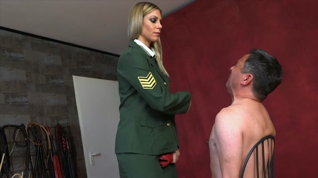 Watch Online Porn – FEMDOM-POV-CLIPS – Recruit Slapped. Starring Lady Mystique (MP4, HD, 1280×720)