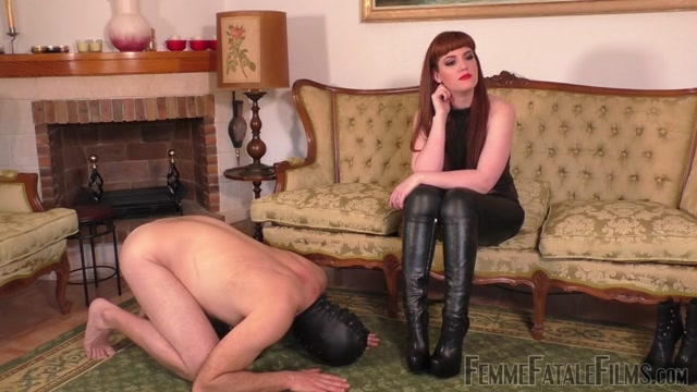 Watch Online Porn – Femme Fatale Films – Boot Worship Day – Part 1. Starring Miss Zoe (MP4, HD, 1280×720)