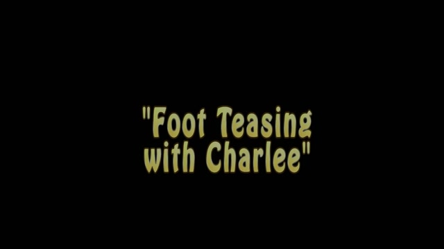 Watch Online Porn – Foot Teasing with Charlee (MP4, FullHD, 1920×1080)