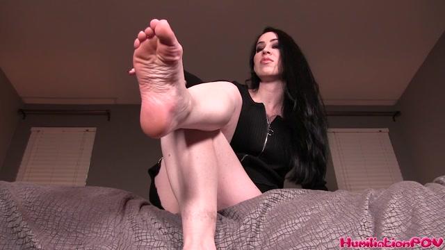 Watch Online Porn – HumiliationPOV – Programming Foot Sluts Through Chastity And Denial (MP4, HD, 1280×720)