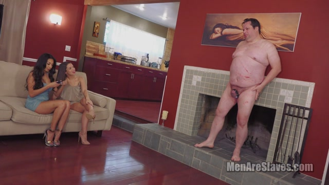 Watch Online Porn – Men Are Slaves – He's Bedazzled, Part 1. Starring Princess Jennifer and Alex Rose (MP4, FullHD, 1920×1080)