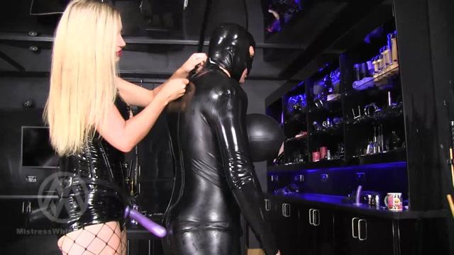 Watch Online Porn – Mistress Nikki Whiplash – Slave transformed into cocksucking rubberslut WL1407 (MP4, FullHD, 1920×1080)