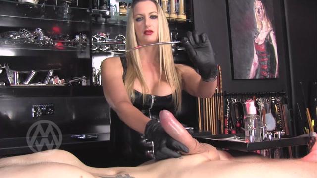Watch Online Porn – Mistress Nikki Whiplash – Urethra stuffed with sounds WL1419 (MP4, FullHD, 1920×1080)
