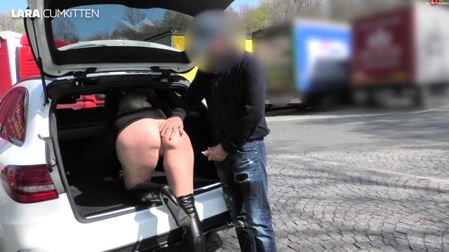 Watch Online Porn – MyDirtyHobby presents Lara-CumKitten – Mein extremster Public Fick – Mitten auf dem Rasthof an der A1 (MP4, FullHD, 1920×1080)