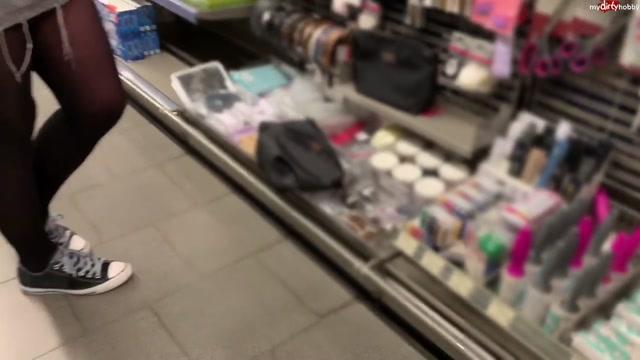 Watch Online Porn – MyDirtyHobby presents devil-sophie – Extrem Public das Revier markiert – Lebensmittelgeschaeft trotz Kameras eingesaut (MP4, HD, 1280×720)