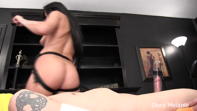 Watch Online Porn – Obey Melanie – Bondage Heroes Sperm Extraction (MP4, FullHD, 1920×1080)