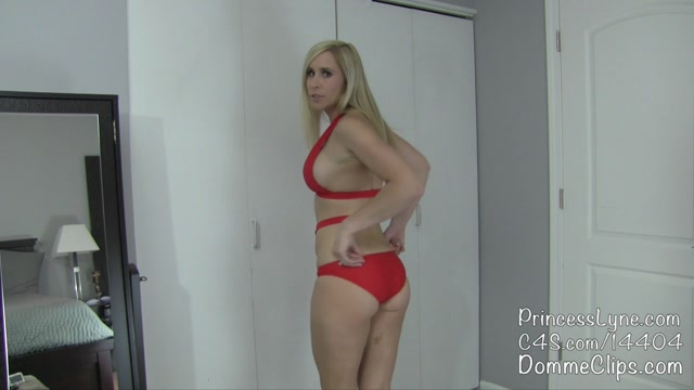 Watch Online Porn – Princess Lyne – Bikini Brat Tease & Denial Pt 3 (MP4, FullHD, 1920×1080)