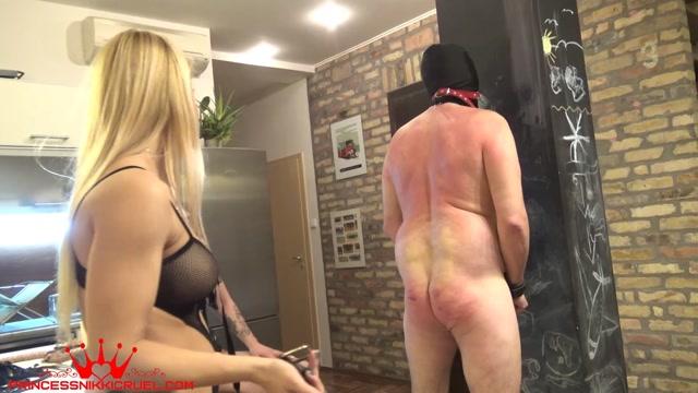 Watch Online Porn – Princess Nikki Cruel – Endless whipping. Starring Mistress Anette (MP4, FullHD, 1920×1080)