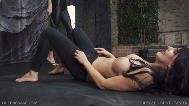 Watch Online Porn – QueenSnake presents Dressed Cunt – Tanita (MP4, FullHD, 1920×1080)