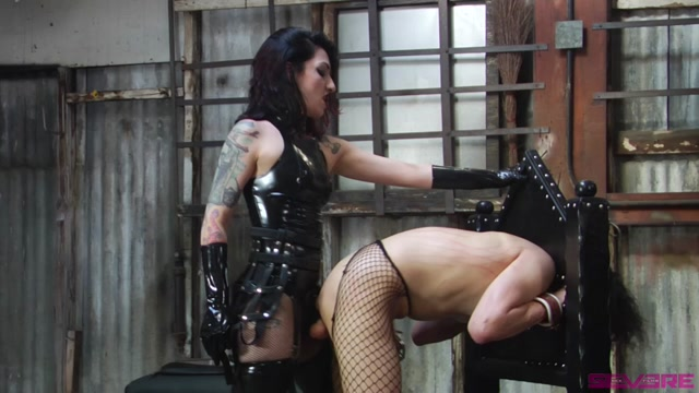Watch Online Porn – SevereSexFilms presents 43423 CybStocks – Mistress Cybill Troy is a Metallic Torment Queen May 2, 2018 (MP4, HD, 1280×720)