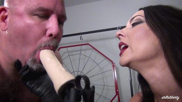 Watch Online Porn – Stella Liberty – Dungeon Strap On Slut (MP4, FullHD, 1920×1080)
