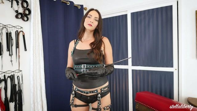 Watch Online Porn – Stella Liberty – Mistress Stella Ballbusting POV (MP4, FullHD, 1920×1080)