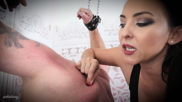Watch Online Porn – Stella Liberty – Scratching Post (MP4, FullHD, 1920×1080)