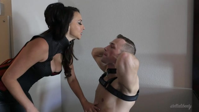 Watch Online Porn – Stella Liberty – The Perfect Foot Slave with Alrik Angel (MP4, FullHD, 1920×1080)