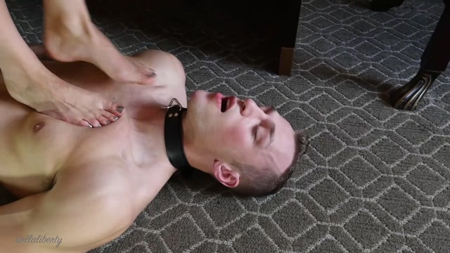 Watch Online Porn – Stella Liberty – Trampling my Spittoon. Starring Stella Liberty and Alrik Angel (MP4, FullHD, 1920×1080)