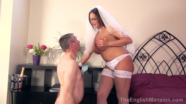 Watch Online Porn – The English Mansion – Honeymoon Wedlock – Complete Film. Starring Mistress Pandora arse licking big breasts blindfold bondage bed k2s.cc femdom online (MP4, HD, 1280×720)