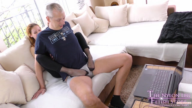 Watch Online Porn – The Nylon Leg Fetish Store – Nylon slave cum in pants HD (Premium user request) (MP4, FullHD, 1920×1080)