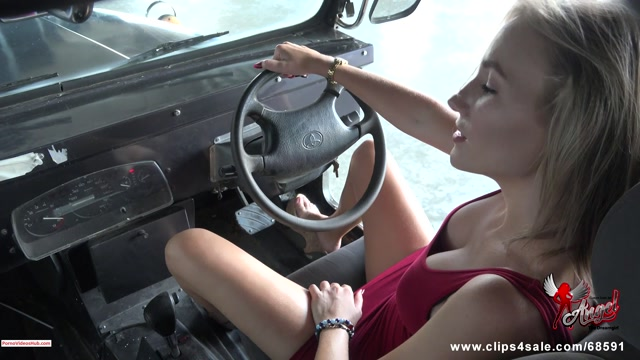 Watch Online Porn – Angel The Dreamgirl in 512 You Wish Your Cock Is Under The Pedal $15.99 (Premium user request) (MP4, FullHD, 1920×1080)