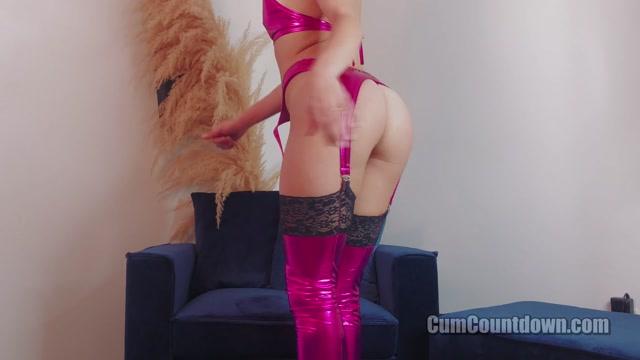 Watch Online Porn – Cum Countdown – Shiny, Shiny, Shiny (MP4, HD, 1280×720)