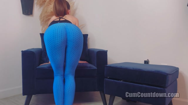 Watch Online Porn – Cum Countdown – You See That Perfect Ass (MP4, HD, 1280×720)