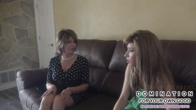 Watch Online Porn – Domination For Your Own Good – Mother in law spanks hard (MP4, FullHD, 1920×1080)