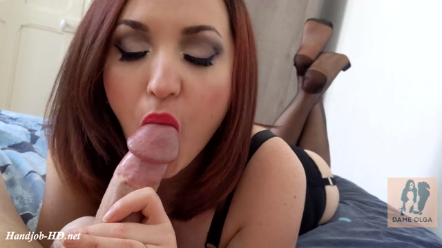 Watch Online Porn – Edging Blowjob Vol 8 I Ruined My Hubby's Orgasms Four Times in a Row! – Dame Olga's Fetish Clips (MP4, FullHD, 1920×1080)